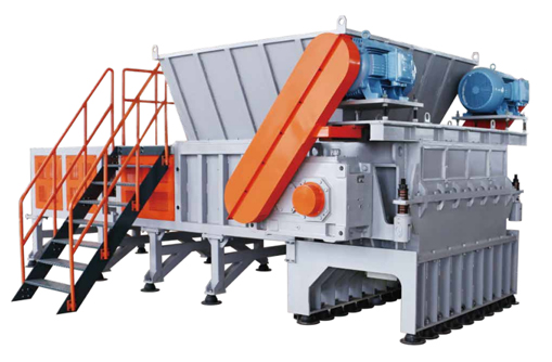 Do you know how to choose different materials for plastic Shredder?
