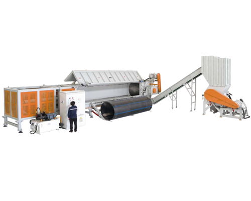 DYSSG Series Pipe Crusher and Shredder Unit