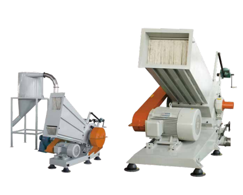 DYPS-X/M Series Profile/WPC Special Crusher