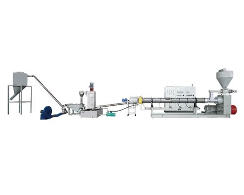 JWL Series Single-screw Pelletizing Machine