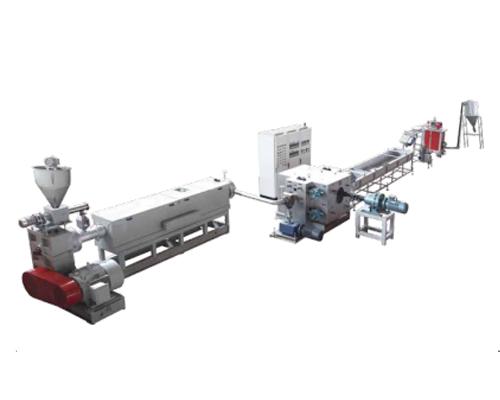 JWT Series PET Single-screw Pelletizing Machine