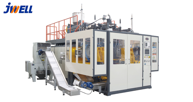 Hollow extrusion line
